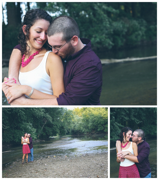 Columbus Indiana Engagement Photographer