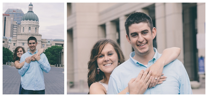 Indianapolis Proposal and Engagement Photographer